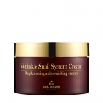THE SKIN HOUSE Wrinkle Snail System Cream 100 ml