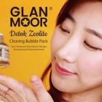 GLAN.MOOR Detok Zeolite Clearing Bubble Pack